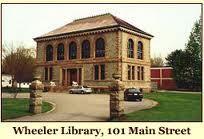 Photo of Wheeler Library Building