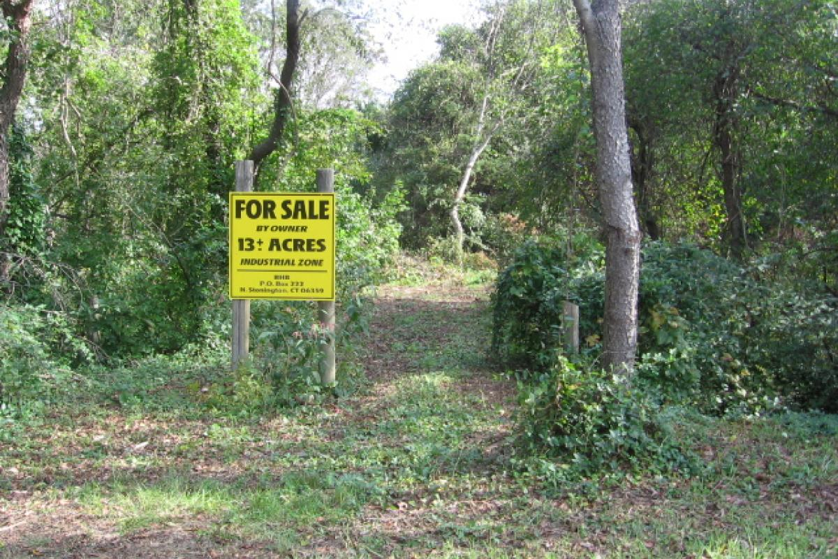 100 Pendleton Hill Road - Prime land in the Industrial Zone