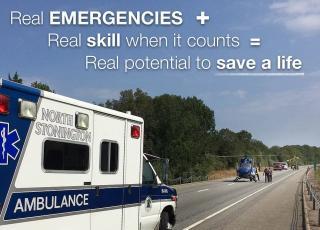 EMT vehicles