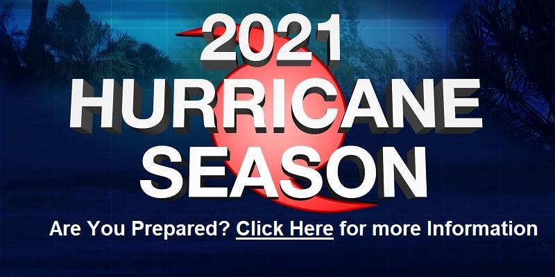 2021 Hurricane Season is Here