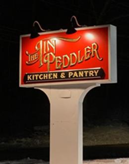 tin peddler